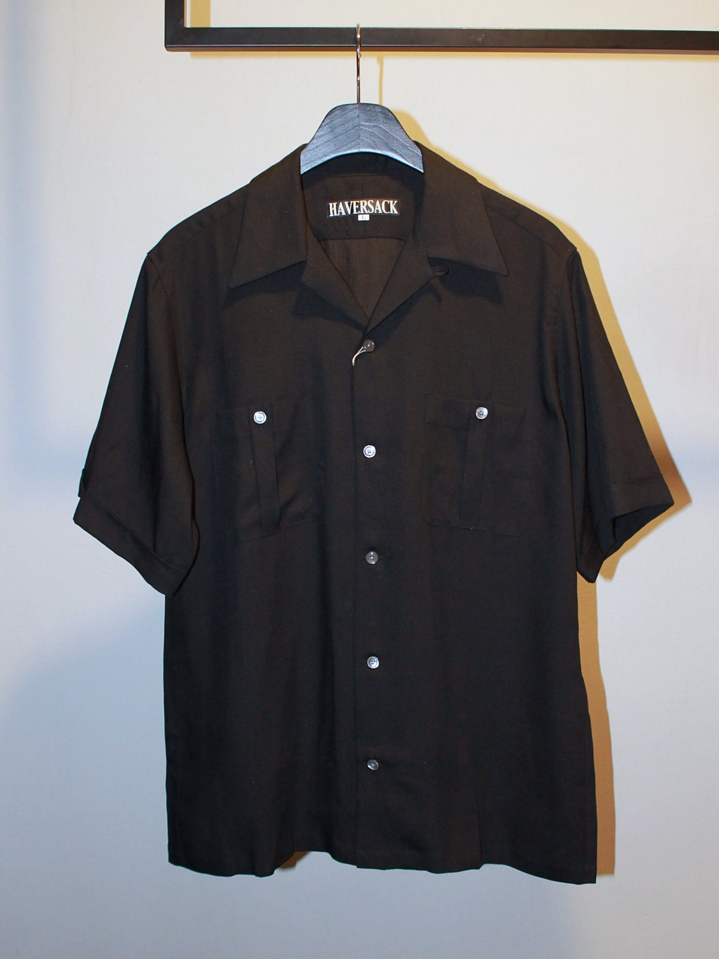 [HAVERSACK] 821933 Shirt (Black)