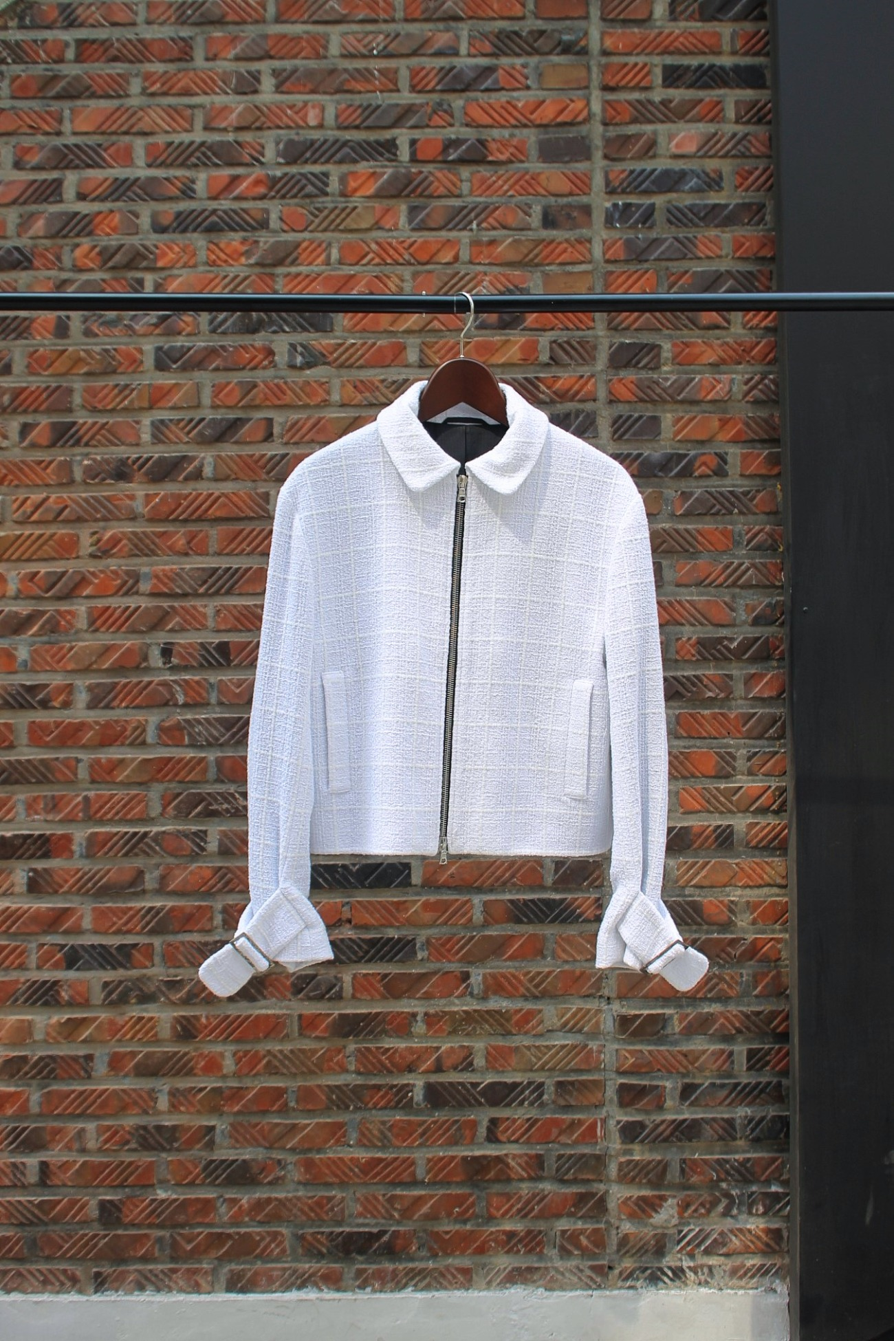 [An Irrational Element] Childhood Jacket - White