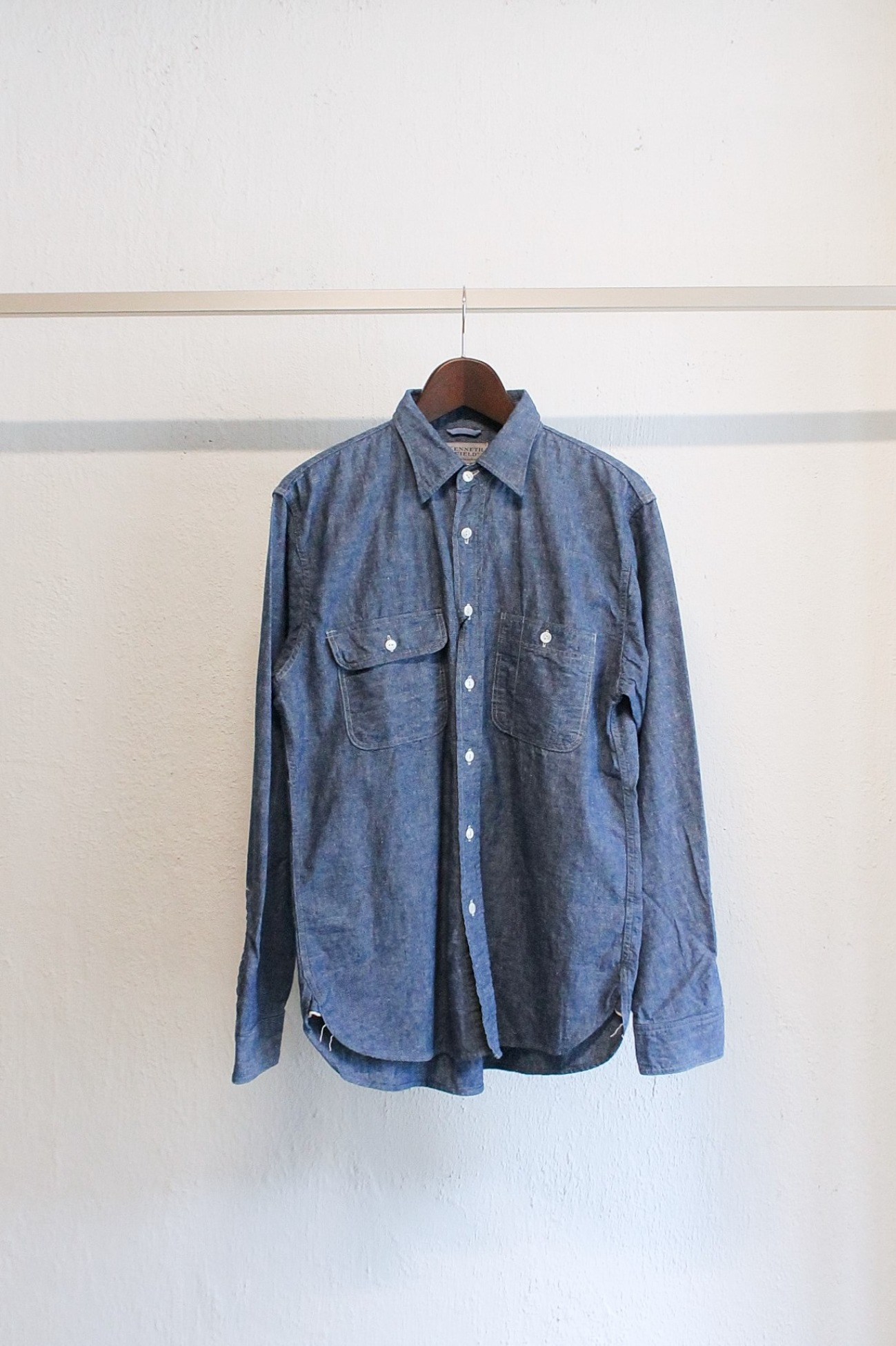 [KENNETH FIELD] 2012 Authentic Ⅱ - Chambray Blue